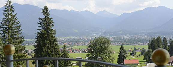 Landschaft in Tirol